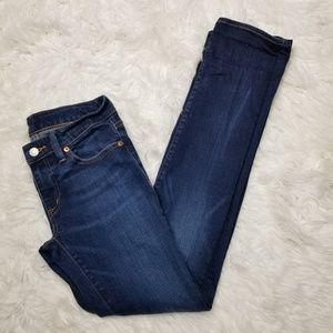 Denim Supply Ralph Lauren Dark Wash Straight Jeans